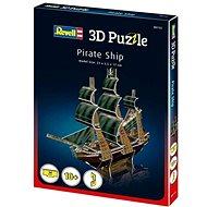 3D Puzzle Revell 00115 - Pirate Ship - 3D puzzle