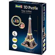 3D Puzzle Revell 00150 - Tour Eiffel (LED Edition)