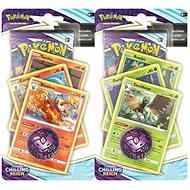 Pokémon TCG: SWSH06 Chilling Reign - Premium Checklane Blister - Karetní hra