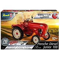 EasyClick traktor 07820 - Porsche Diesel Junior 108 - Plastikový model