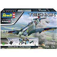 Plastic ModelKit TECHNIK letadlo 00457 - Supermarine Spitfire Mk.Ixc (1:32) - Plastikový model