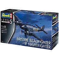 Plastic ModelKit letadlo 03854 - Beaufighter IF Nightfighter - Model letadla
