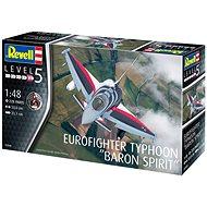 "Plastic ModelKit letadlo 03848 - Eurofighter Typhoon ""BARON SPIRIT"" - Model letadla"