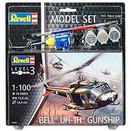 ModelSet vrtulník 64983 - Bell UH-1H Gunship - Model vrtulníku