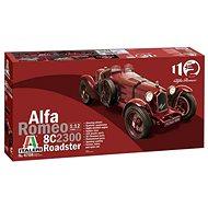 Model Kit auto 4708 - Alfa Romeo 8C 2300 Roadster - Plastikový model