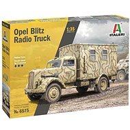 Model Kit military 6575 - Opel Blitz Radio Truck - Model tanku