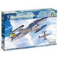 Model Kit letadlo 1444 - T-33A Shooting Star - Model letadla