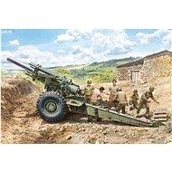 Model Kit military 6581 - M1 155mm Howitzer - Model tanku