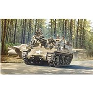 Model Kit tank 6580 - M7 Priest - Model tanku