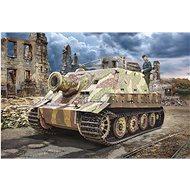 Model Kit military 6573 - 38 cm RW 61 auf STURMMORSER TIGER - Model tanku