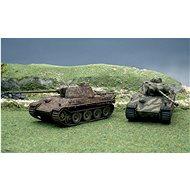 Fast Assembly tanky 7504 - Pz.Kpfw.V PANTHER Ausf.G - Model tanku