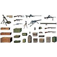 Model Kit doplňky 0407 - ACCESSORIES - Příslušenství pro modeláře