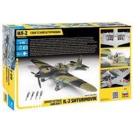Model Kit letadlo 4825 - IL-2 Stormovik