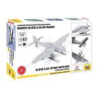"""Snap Kit letadlo 7323 - JU-87B-2/U4 """"STUKA"""" with skis"""