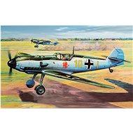 Classic Kit VINTAGE letadlo A12002V - Messerschmitt Bf109E
