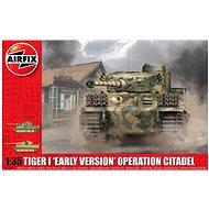 "Classic Kit tank A1354 - Tiger-1 ""Early Version - Operation Citadel"" - Model tanku"