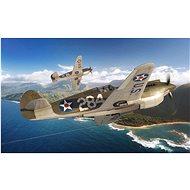 Classic Kit letadlo A01003B - Curtiss P-40B Warhawk - Model letadla