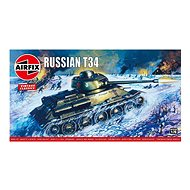 Classic Kit VINTAGE tank A01316V - Russian T34 Medium Tank - Model tanku