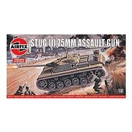 Classic Kit VINTAGE military A01306V - Stug III 75mm Assault Gun - Model tanku