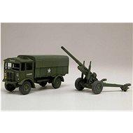 "Classic Kit VINTAGE military A01314V - AEC Matador & 5.5"" Gun - Model tanku"