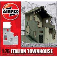 Classic Kit budova A75014 - Italian Townhouse - Plastikový model