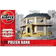 Classic Kit budova A75015 - Polish Bank - Plastikový model