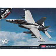"Model Kit letadlo 12567 - USN F/A-18F ""VFA-2 Bounty Hunters"""