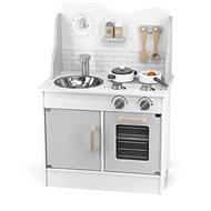 Kuchyňka Dřevěná kuchyňka šedá