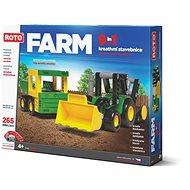Roto 9v1 Farm, 265 dílků - Stavebnice