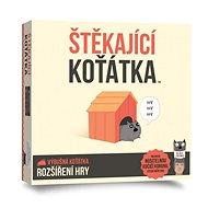 Výbušná koťátka - 3. rozšíření Štěkající koťátka - Karetní hra