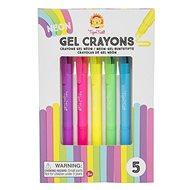 Neonové gelové voskovky