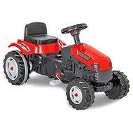 Šlapací traktor Jamara Šlapací traktor Strong Bull červený