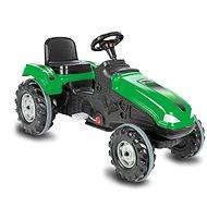 Jamara Šlapací traktor Big Wheel zelený - Šlapací traktor
