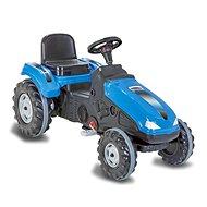 Jamara Šlapací traktor Big Wheel modrý - Šlapací traktor