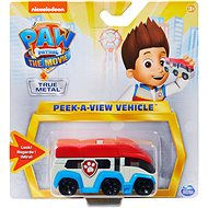 Paw Patrol Movie Car with a Peephole
