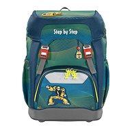 Školní batoh Step by Step GRADE Autorobot - Školní batoh