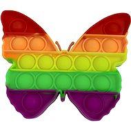 Pop it - rainbow butterfly