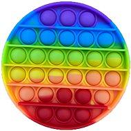 Pop it - rainbow wheel