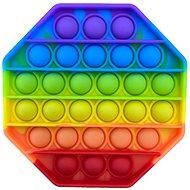 Pop it - rainbow octagon