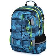 Karton P+P - Studentský batoh Oxy Sport Camo boy - Školní batoh