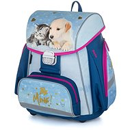 Karton P+P - Školní batoh Premium mazlíčci - Aktovka