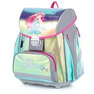 Karton P+P - Školní batoh Premium Ocean rainbow - Aktovka