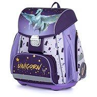 Karton P+P - Školní batoh Premium Unicorn-pegas - Aktovka
