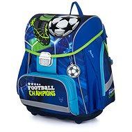 Karton P+P - Školní batoh Premium fotbal - Aktovka