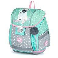 Karton P+P - Školní batoh Premium Light ISHA - My love Pet - Aktovka