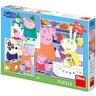 Peppa Pig: Happy Afternoon 3x55 Puzzle
