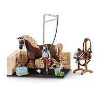 Schleich Club Washing Booth with accessories