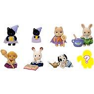 Figurky Sylvanian families assort Zvířátka kouzelníci (8 druhů)