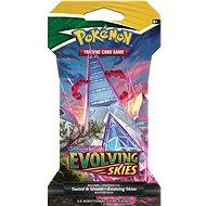 Pokémon TCG: SWSH07 Evolving Skies - 1 Blister Booster - Card Game