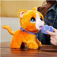 Furreal Friends Peealots big wags kočka - Interaktivní hračka